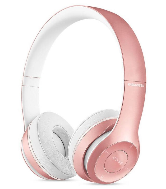 Magnussen Headset H2-Rose Gold - Headphones - Speakers