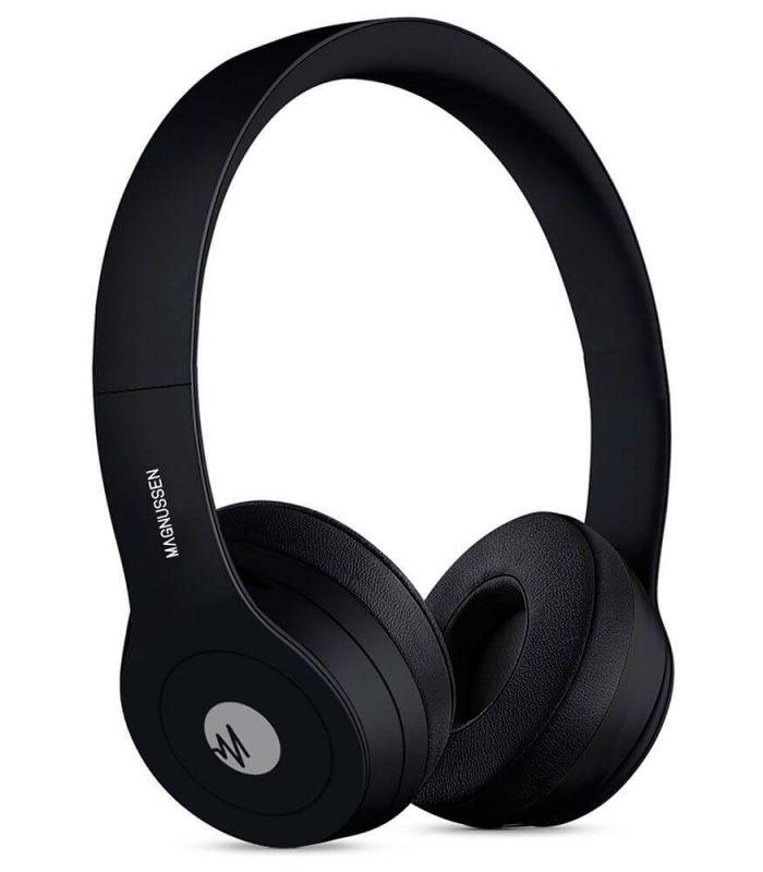 Magnussen Headset W1 Black Gloss - Headphones - Speakers