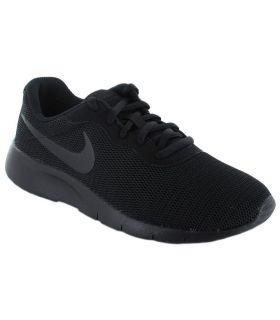 Nike Tanjun GS Logo Musta