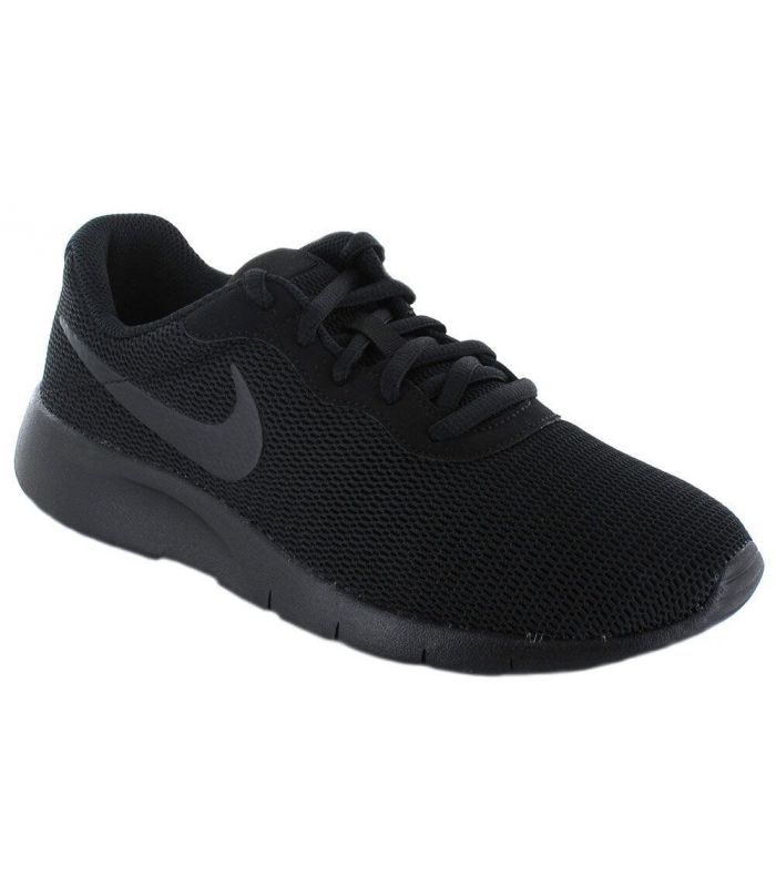 Nike Tanjun GS Logo Negro