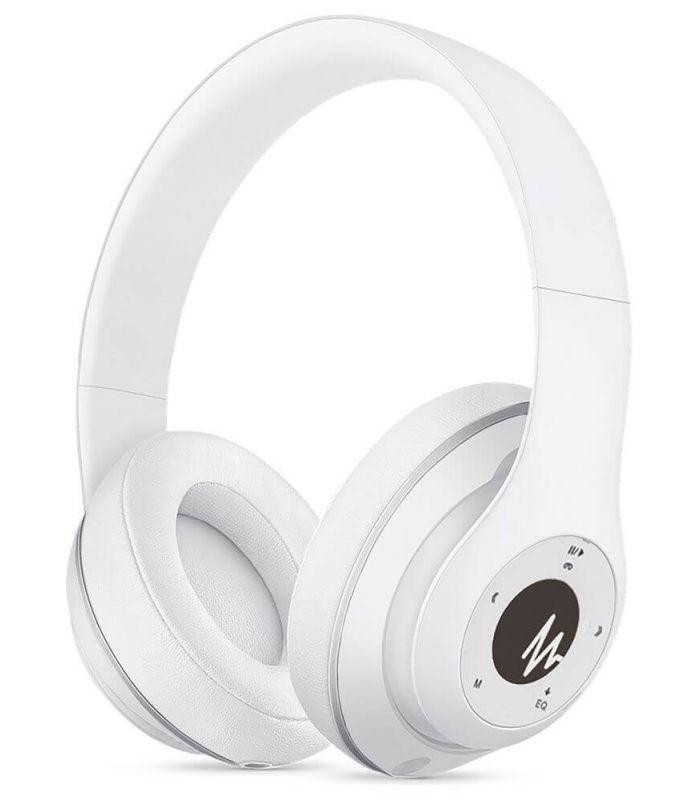 Magnussen Casque H1 Blanc Brillant