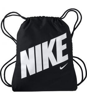 Nike Gymsack Graphique Noir