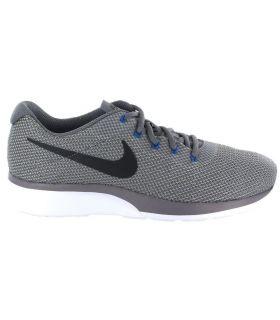 Nike Tanjun Racer Gris-Azul Nike Calzado Casual Hombre Lifestyle Tallas: 44, 45, 47,5; Color: gris