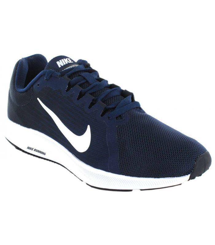 Zapatillas Running Hombre - Nike Downshifter 8 400 azul marino Zapatillas Running
