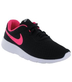 Nike Tanjun GS Fucsia Nike Calzado Casual Junior Lifestyle Tallas: 35,5, 37,5, 38,5; Color: negro