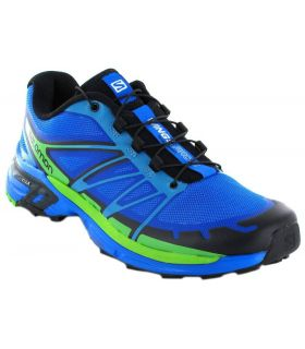 Salomon Wings Pro 2 Bleu