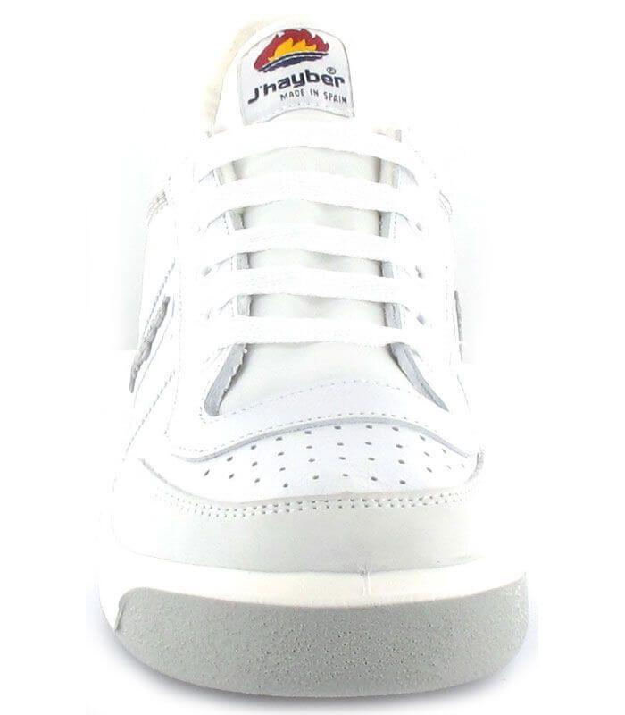 Calzado Walking caballero - Jhayber New Olimpo blanco Walking