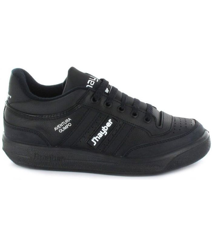 Jhayber AV. Olimpo Negro Calzado Walking caballero Walking Tallas: 39, 40, 41, 42, 43, 44, 45, 46; Color: negro