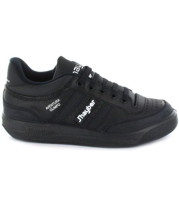 Jhayber AV. Olympus Noir - Chaussures de Marche gentleman