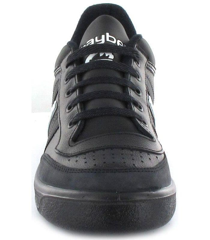 Jhayber AV. Olympus Black - Walking Knight footwear