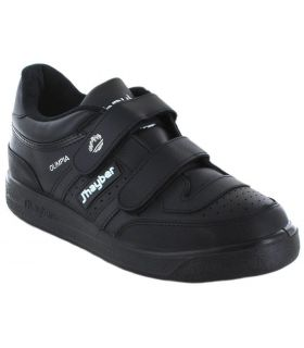 Jhayber Olimpia Negro Calzado Walking caballero Walking Tallas: 40, 41, 42, 43, 44, 45, 46; Color: negro