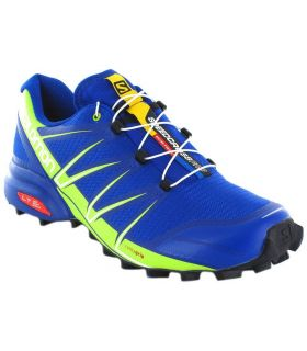 Salomon Speedcross Pro Blue Zapatillas Trail Running Hombre