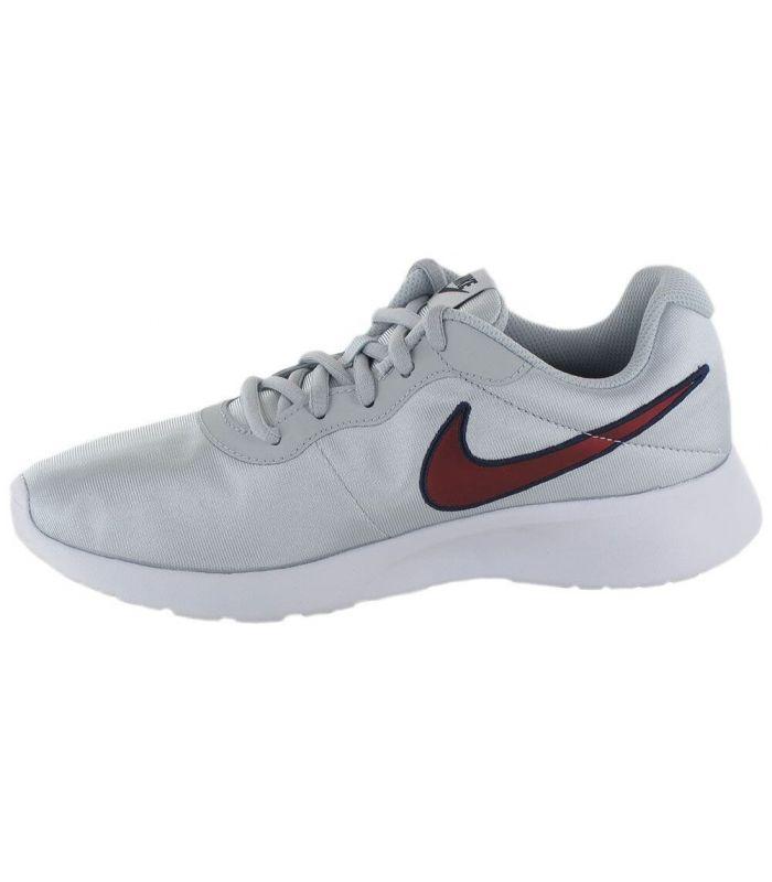 Calzado Casual Mujer - Nike Tanjun SE W 010 gris Lifestyle
