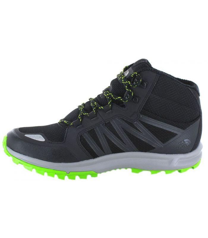 The North Face Litewave Fastpack Mid GTX The North Face Botas de Montaña Hombre Calzado Montaña Tallas: 45, 46; Color: