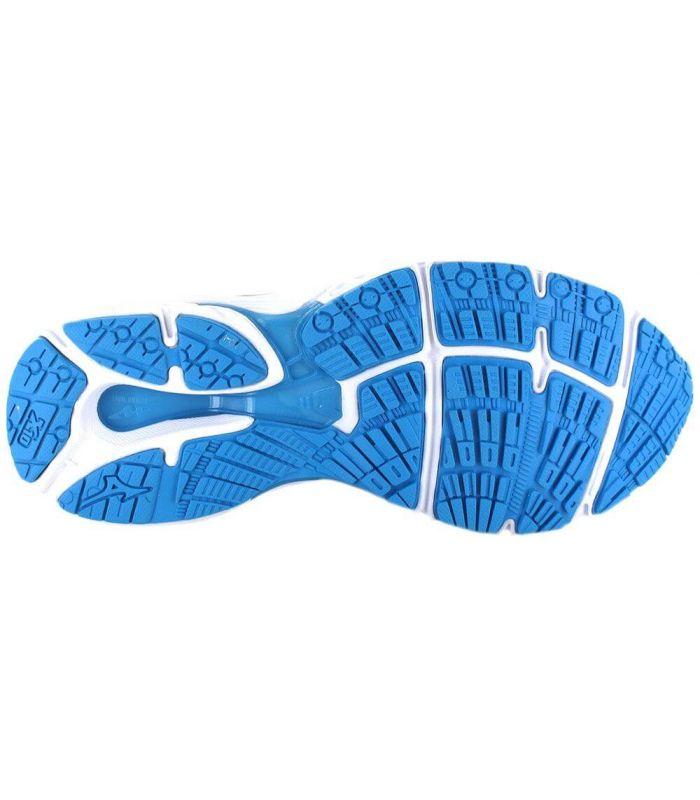 Mizuno Wave Prodigy 2 W Mizuno Zapatillas Running Mujer Zapatillas Running Tallas: 38; Color: gris