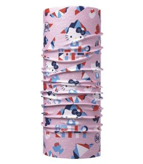 Buff Original Hello Kitty Jr Buff Mountain Light Pink