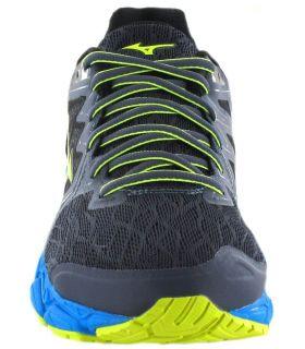 Mizuno Wave Ultima 10 Mizuno Zapatillas Running Hombre Zapatillas Running Tallas: 46,5; Color: gris