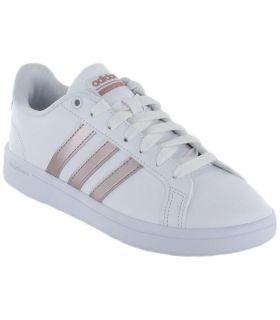 Adidas Cloudfoam Avantage Blanc