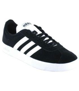 Adidas VL Court 2.0 Negro Calzado Casual Hombre Lifestyle