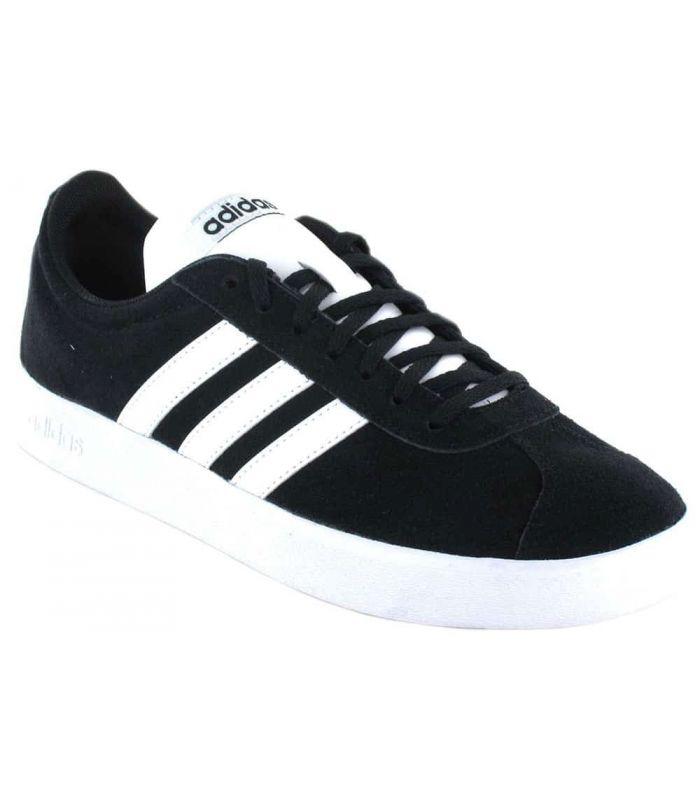 Adidas VL Court 2.0 Negro - Calzado Casual Hombre