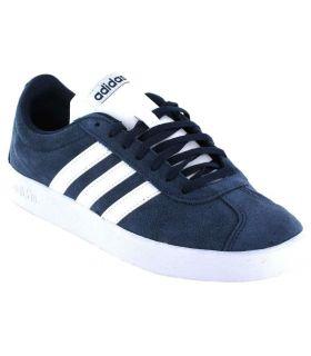Adidas VL Court 2.0 Navy Adidas Calzado Casual Hombre Lifestyle Tallas: 42, 42 2/3, 43 1/3, 44, 44 2/3, 45 1/3, 46 2/3;