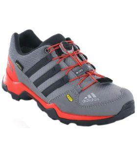 Adidas Terrex Gore-Tex Gris - Zapatillas Trekking Niño - Adidas gris 31, 31,5