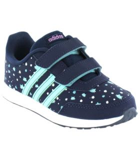 Adidas VS Switch 2 CMF Inf Adidas Calzado Casual Baby Lifestyle Tallas: 20, 25, 25,5, 27; Color: azul