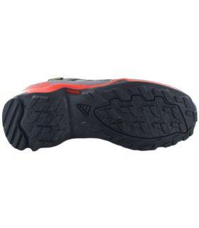 Adidas Terrex Gore-Tex Gris Zapatillas Trekking Niño Calzado