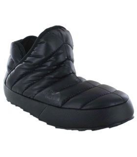 The North Face Thermoball Traction Bootie - Pantuflas - The North Face negro 39, 40