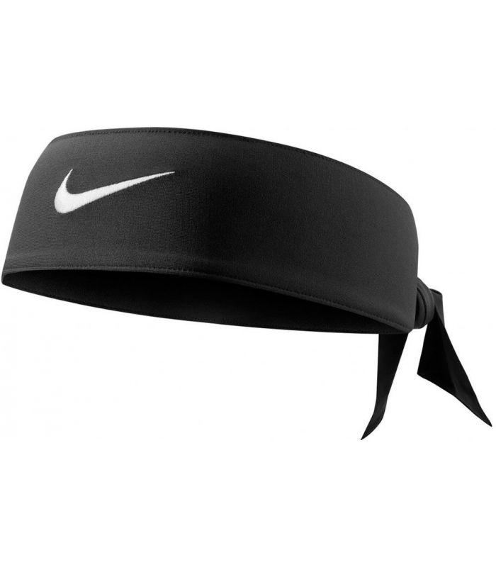 Muñequeras - Cintas Running - Nike Cinta Cabeza Dri-Fit Head Tie 2.0 Negro negro Textil Running