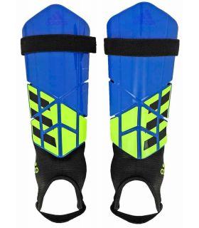 Adidas Espinilleras X Club - Espinilleras - Adidas azul s