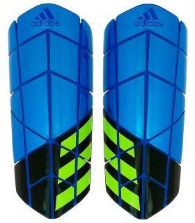 Adidas Espinilleras X Pro Adidas Espinilleras Fútbol Tallas: s, m; Color: azul