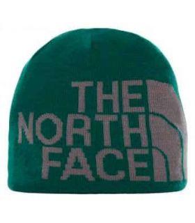 The North Face Cappello Reversibile Banner Verde
