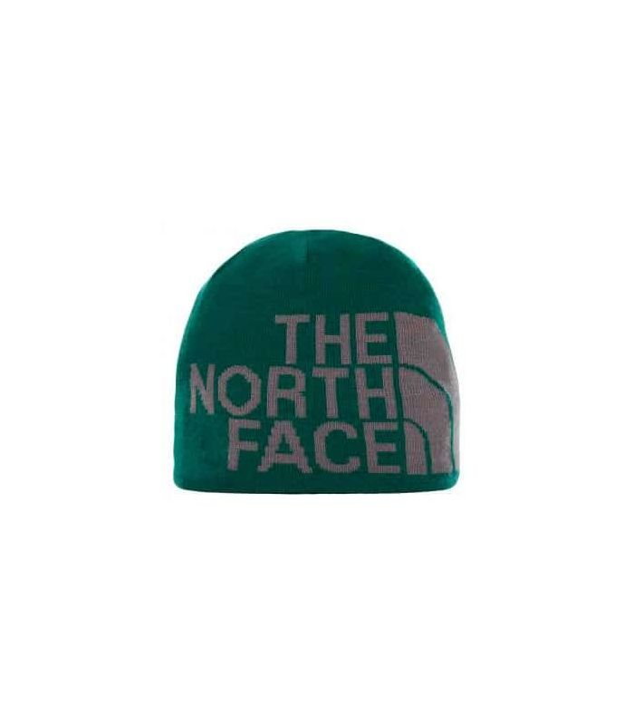 La Face Nord Chapeau Réversible Bannière Verte