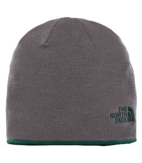 The North Face Gorro Reversible Banner Verde The North Face Gorros - Guantes Textil montaña Color: verde