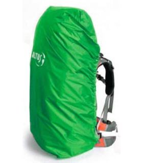 Altus Cubremochilas 20 / 30 liter Grøn