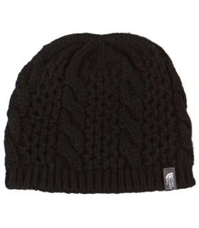 The North Face Cable MInna Beanie-Musta