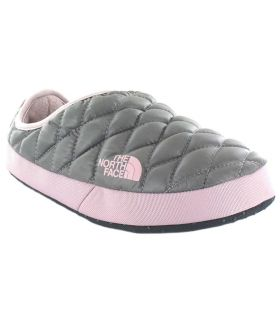 The North Face Thermoball Tent Mule IV Gris Pantuflas Calzado