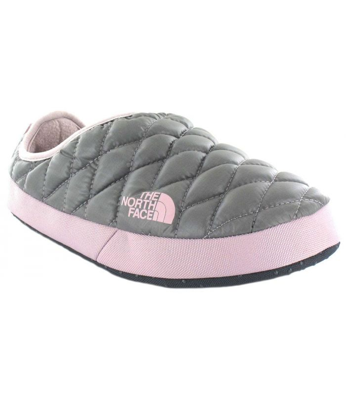 The North Face Thermoball Tent Mule IV Gris The North Face Pantuflas Calzado Tallas: 42; Color: gris