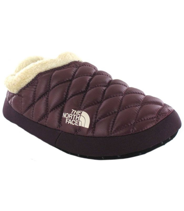 The North Face Thermoball Tent Mule Faux IV Burdeos The North Face Pantuflas Calzado Tallas: 36 / 38, 38 / 41, 42;
