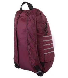 Mochilas - Bolsas - New Balance Packable Backpack Granate granate Running