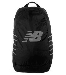 Mochilas - Bolsas - New Balance Packable Backpack Negro negro Running