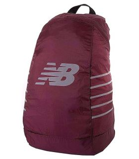 New Balance Packable Backpack Granate - Mochilas - Bolsas - New Balance granate