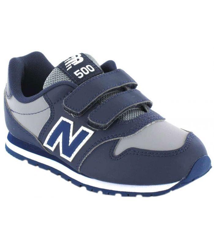 New Balance KV500VBI New Balance Calzado Casual Baby Lifestyle Tallas: 21; Color: azul marino