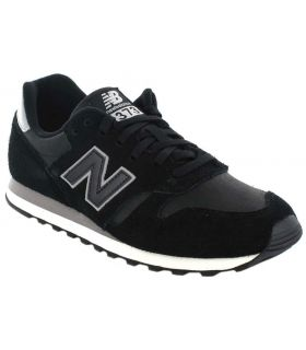 New Balance ML373BLG New Balance Calzado Casual Hombre Lifestyle Tallas: 42, 42,5, 43, 44,5, 45; Color: negro
