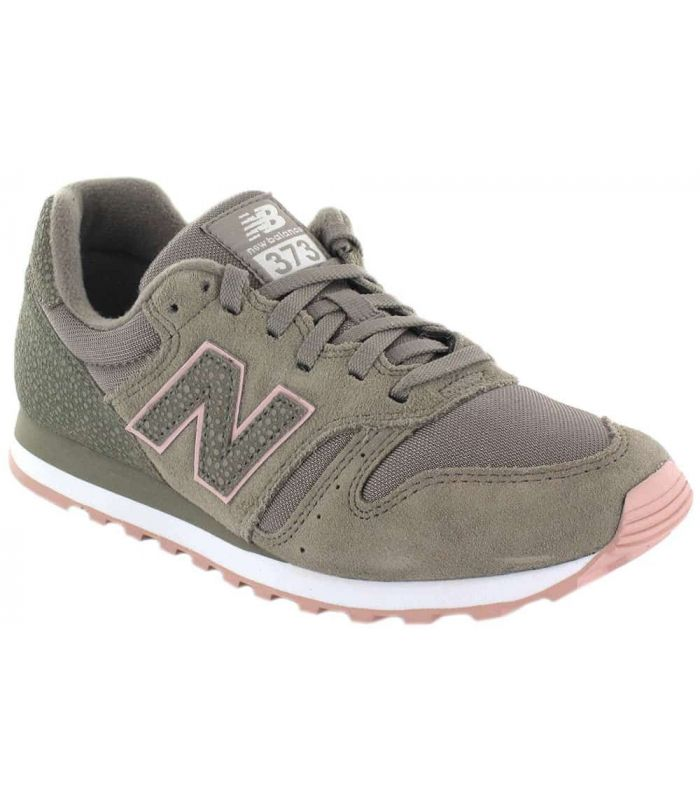 New Balance WL373MMS New Balance Calzado Casual Mujer Lifestyle Tallas: 37,5, 38, 40, 40,5, 43; Color: beige