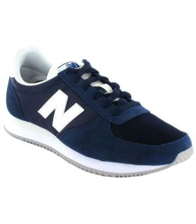 New Balance U220NV - Calzado Casual Hombre - New Balance azul marino 42, 43, 44, 44,5