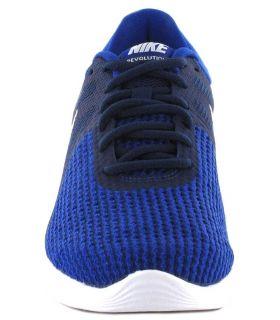 Nike Revolution 4 414 Nike Zapatillas Running Hombre Zapatillas Running Tallas: 42; Color: azul