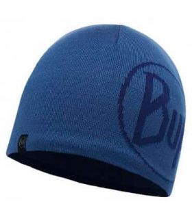 Buff Cap Buff Lech Azul Buff Gorros - Guantes Textil montaña Color: azul