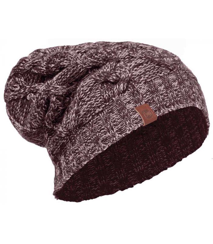 Buff Cap Buff Nuba Heather Rose - Hats - Gloves